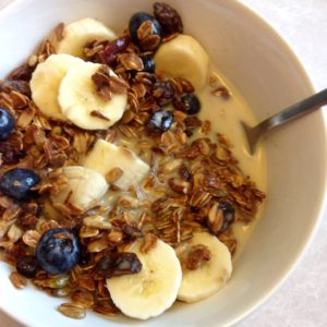 SHIFT GRANOLA MORNING CEREAL