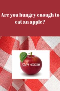 Are you hungry enough to eat an apple_
